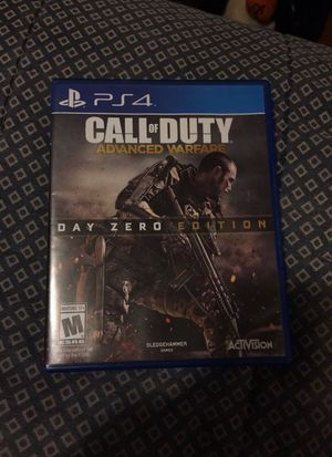 Call of duty advance warfare for Sale in San Francisco, CA