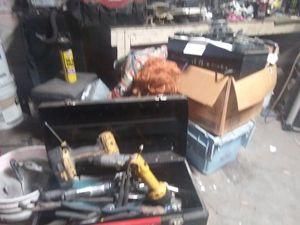 Tools box for Sale in San Bernardino, CA