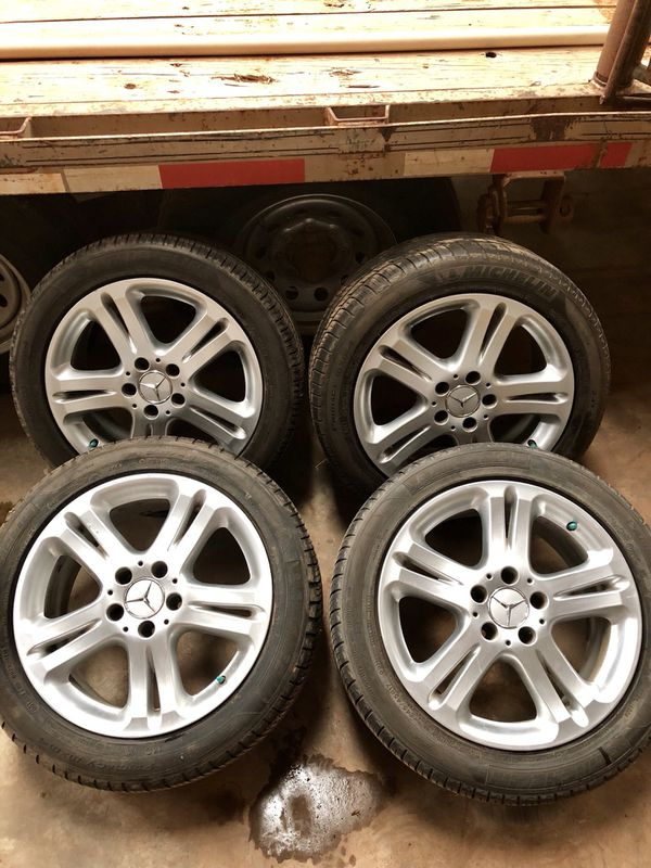 Oem Mercedes C Cl Wheels Yukon Ok