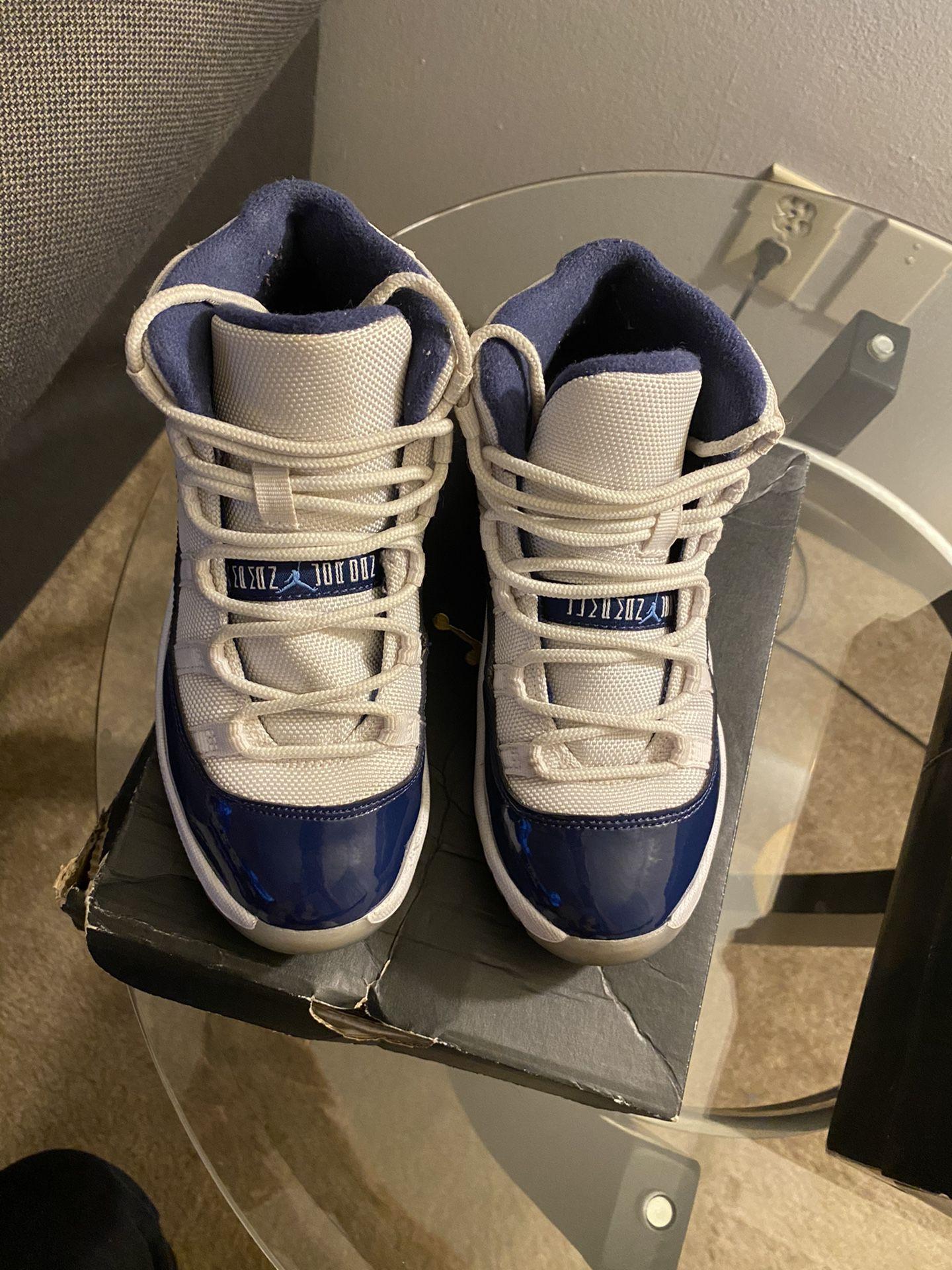Jordan 11 Retro, Size 2y, $50