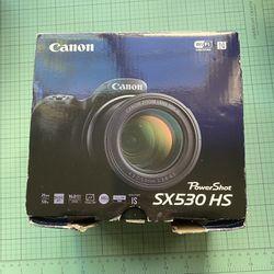 Brand New Canon SX 530 HS Camera Thumbnail