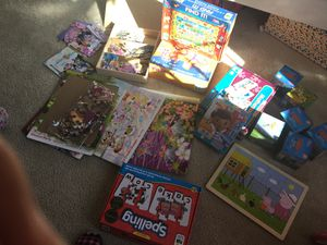 Puzzles and board games for Sale in Herndon, VA