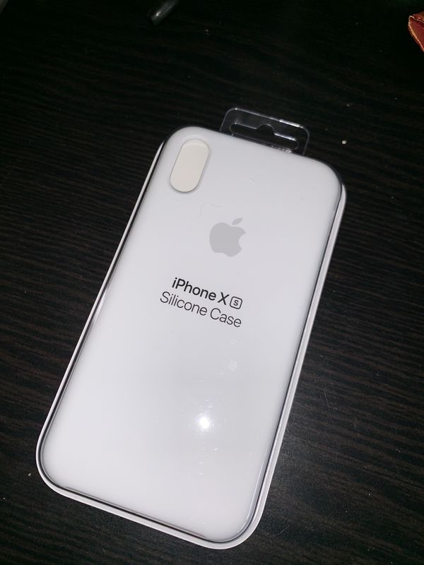 promo code 5ffe9 30761 Apple silicone case iPhone X/XS for Sale in Corona, CA - OfferUp