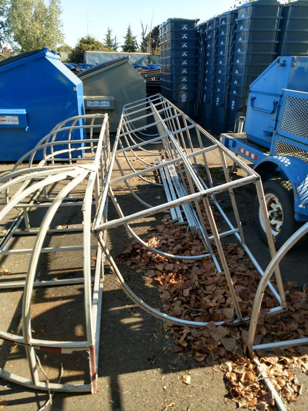 Aluminum awning framework for Sale in Albany, OR - OfferUp
