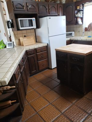 Kitchen Cabinets 19 Pieces For In Oakland Ca