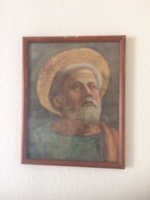 Saint Peter Wall Portrait for Sale in Apex, NC
