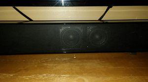 Nakamichi sound bar with wireless subwofer for sale  Wichita, KS