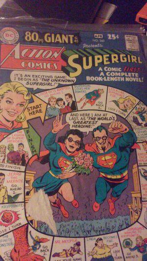 action comics 1968 Super Girl for Sale in Costa Mesa, CA