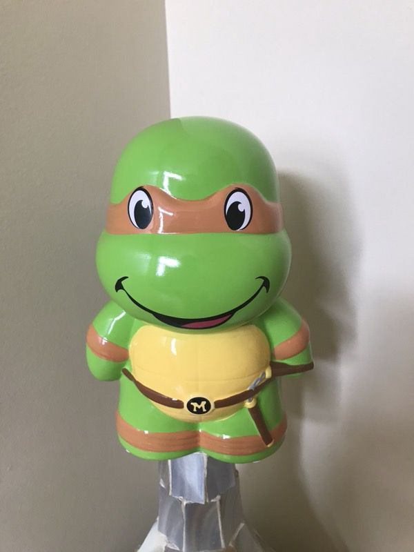 Ninja Turtle Piggy Bank For Sale In Gambrills Md Offerup