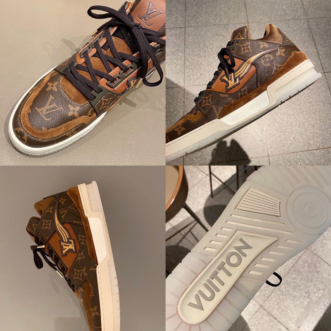 LV fly sneakers