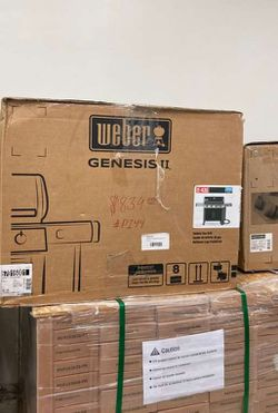 Weber 🔥🔥Genisis II Grill 🔥🔥 67016001 70 Thumbnail