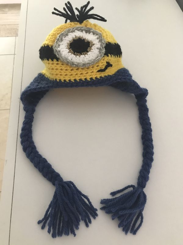 Hand made Minion Hat (Baby & Kids) in Fort Myers, FL - OfferUp