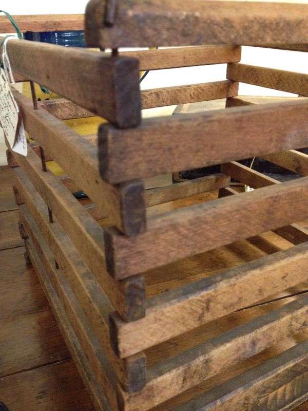 Antique Wooden Egg Crate For Sale In Cornelius Nc Offerup