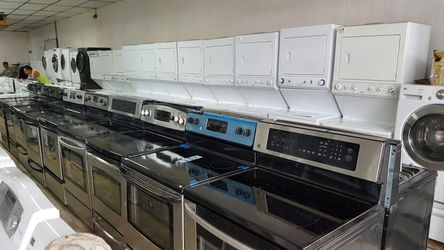 STOVE ELECTRIC STAINLESS STEEL Thumbnail