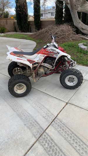 Photo Yamaha Raptor 660