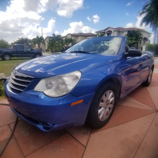 2008 Chrysler Sebring Convertible For Sale In Miami, FL