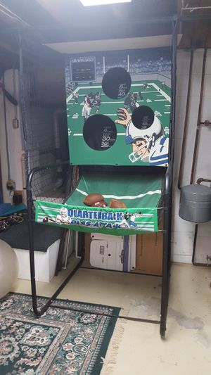 Kid football game / throw for Sale in Chardon, OH