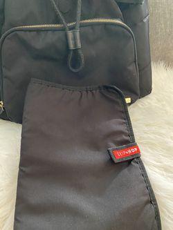 SKIP HOP Chelsea diaper backpack  Thumbnail