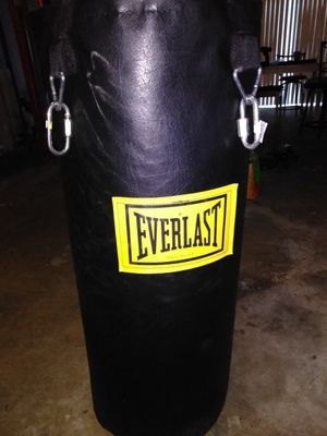 Everlast punching Bag. for Sale in Germantown, MD