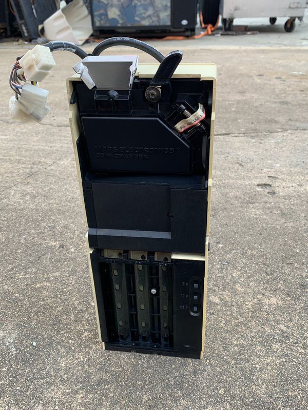 Mars TRC-6800H single price coin mechanism with 6 month warranty for Sale  in Concord, NC - OfferUp