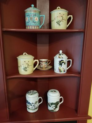Vintage Asian Tea Cups for Sale in Union Park, FL