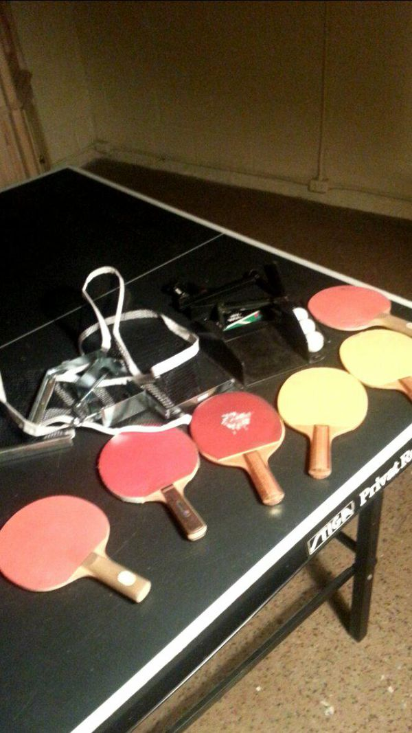 stiga bing pong table for sale in il us offerup