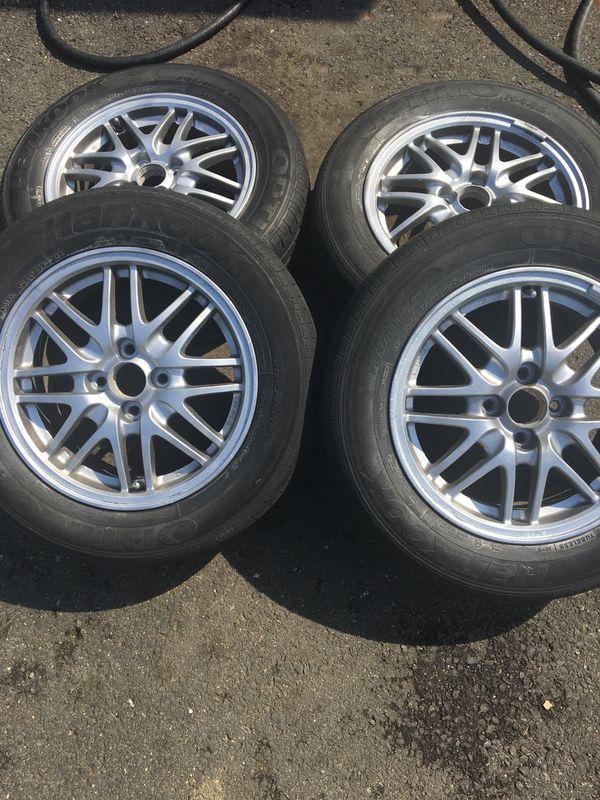 Acura Integra LS Wheels For Sale In Willingboro NJ OfferUp - Acura integra wheels
