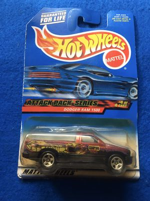 Photo Hot Wheels Dodge Ram 1500