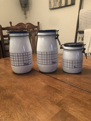 1970 Wheaton Canister Set for Sale in Ashburn, VA