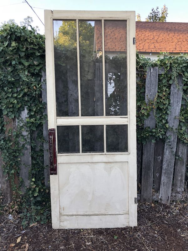 - Franz Bakery Antique Screen Door For Sale In Portland, OR - OfferUp