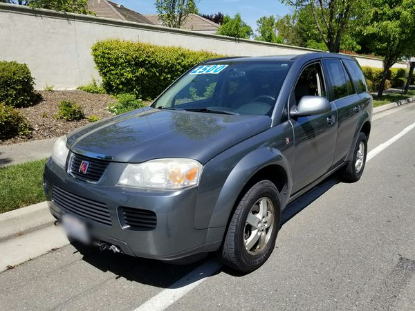 2007 Saturn Vue Suv V6 Near New Tires Clean Le Nice Interior 147 000miles Cars Trucks In Rio Linda Ca Offerup