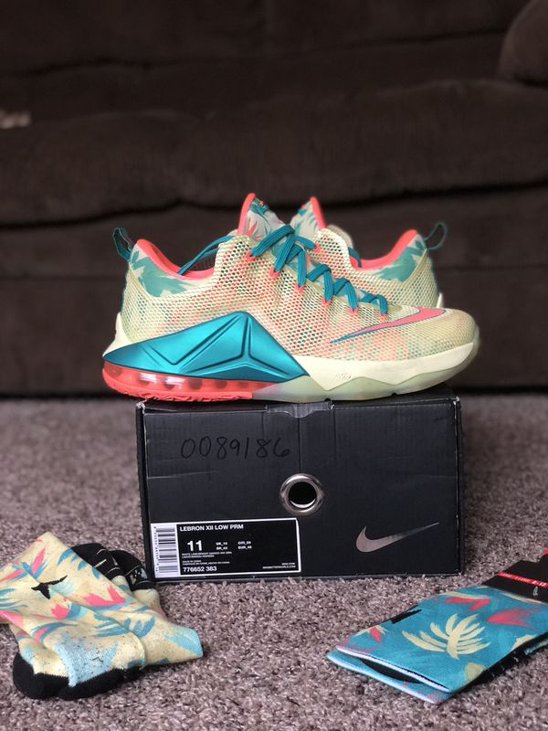 quality design 00d07 e1f6a ... new zealand lebron 12 low lebronald palmer clothing shoes in canton oh  offerup 5f825 b1314