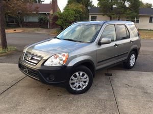 2006 Honda CR-V EX. 105k. 4WD. Excellent condition. for Sale in Milwaukie, OR