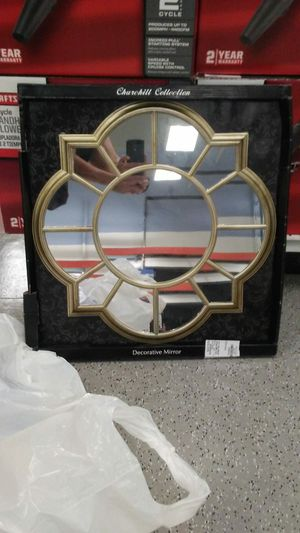 """Set 12""""mirror & 5pc Window set for Sale in Odenton, MD"""