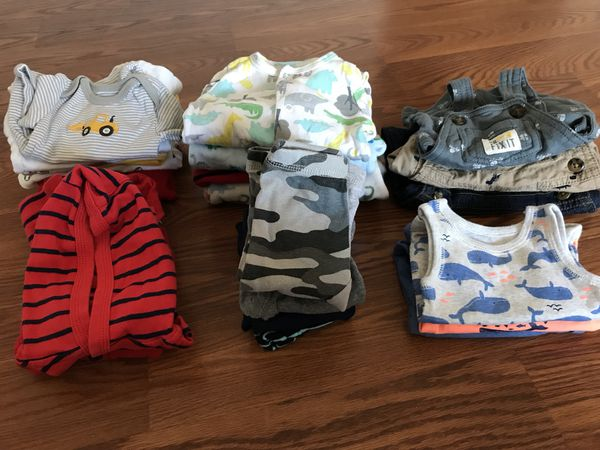 Baby Boys Bulk Carters Clothing Size Nb For Sale In Braintree Ma