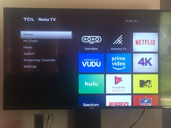 4 Series 4K Hdr Tcl Roku Tv — ZwiftItaly
