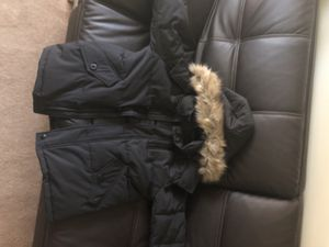 Calvin Klein Designer furry jacket for Sale in Gambrills, MD