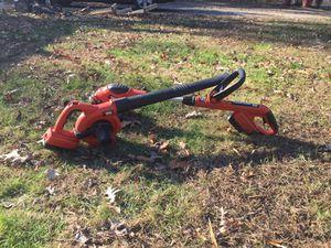 Blower and trimmer for Sale in Spotsylvania, VA