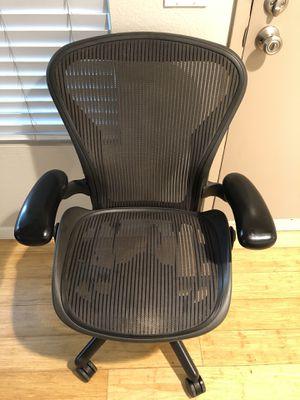 Photo Herman Miller Aeron Chair