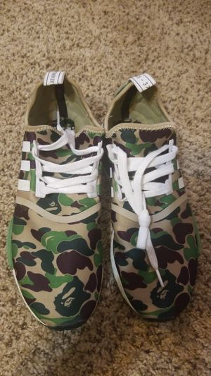 d430176a5 Bape nmd size 11 ua for Sale in Neffsville