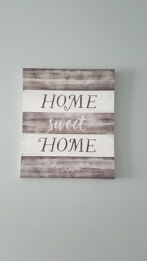 Home wall art wood picture frame (Home & Garden) in Seattle, WA ...