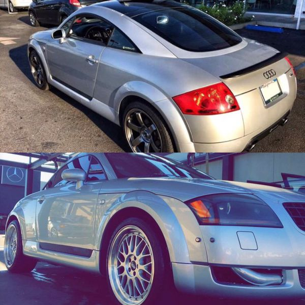 Stage 2 Tuned E85 18t Ko4 225 6spd Audi Tt Quattro For Sale In
