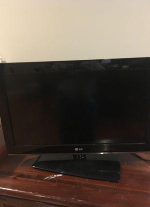 32'inch Lg Tv no remote has cord for Sale in Washington, DC