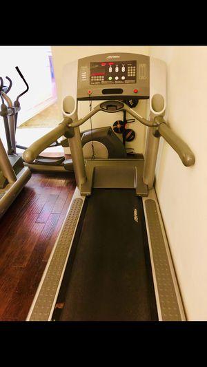 2 Life Fitness Treadmills, Life Fitness Elliptical, Medicine Balls for Sale in Chicago, IL