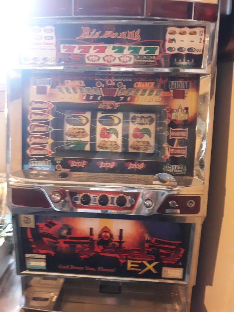 Working Slot Machine