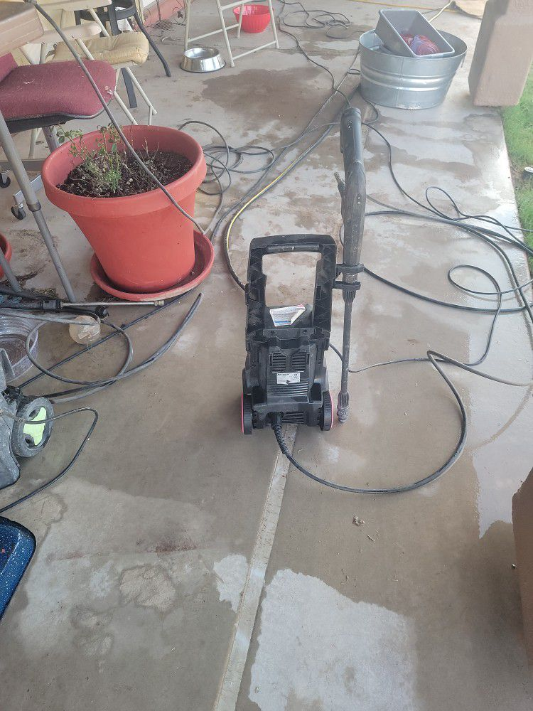 Used ADEEN Electric Pressure Washer