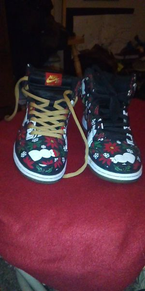 Nike SB Ugly Sweater Edition 9.5 for sale  Tulsa, OK