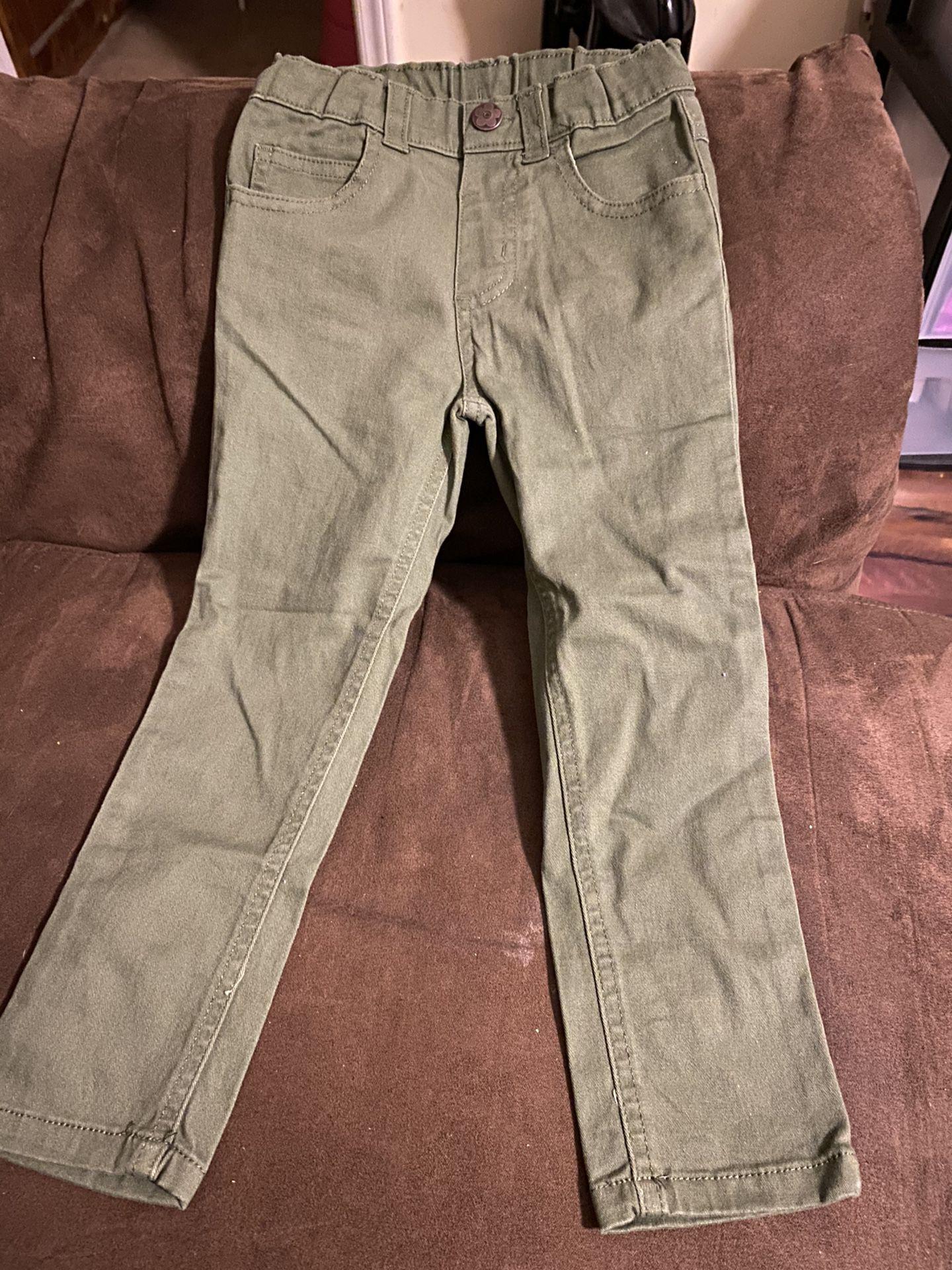 4t Girl Pants