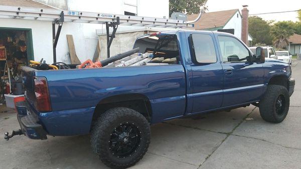 2004 Lifted Chevy Silverado 2500 Hd Cars Trucks In Sacramento Ca Offerup