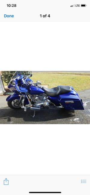 2007 Harley Davidson Road for Sale in Manassas, VA